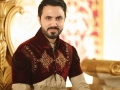 Mustafa-Zahid-wedding-picture-in-shalwar-kameez