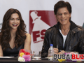 srk-deepika Slam Tour Shahrukh Khan Houston