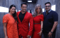 L-R Nisha Jagtiani, Director, Landmark Group_Salman Khan_Nicole Saba_ Raza Beig, CEO, Splash & Iconic222