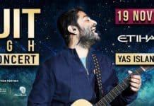 Arijit Singh Live in Concert 2021 Abu Dhabi